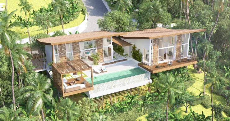 Contemporary Luxury 3 Bed Sea View Villa in Bangpor-7