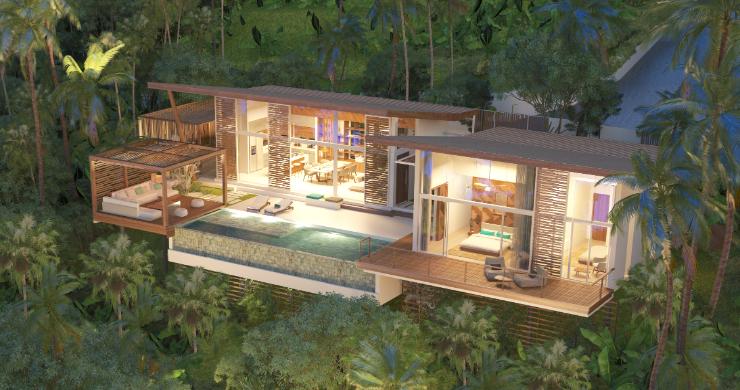Contemporary Luxury 3 Bed Sea View Villa in Bangpor-11