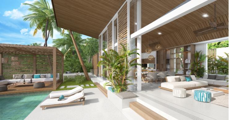 Contemporary Luxury 3 Bed Sea View Villa in Bangpor-6