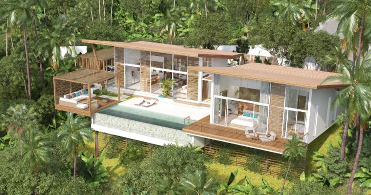 Contemporary Luxury 3 Bed Sea View Villa in Bangpor-12