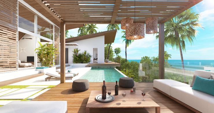 Contemporary Luxury 3 Bed Sea View Villa in Bangpor-2
