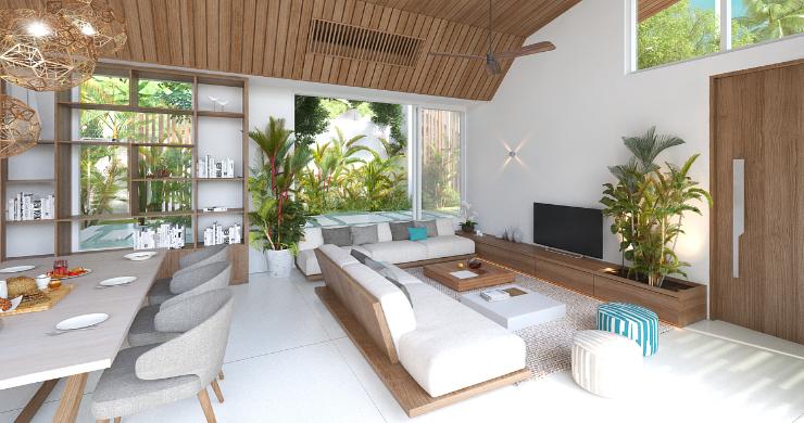 Contemporary Luxury 3 Bed Sea View Villa in Bangpor-5