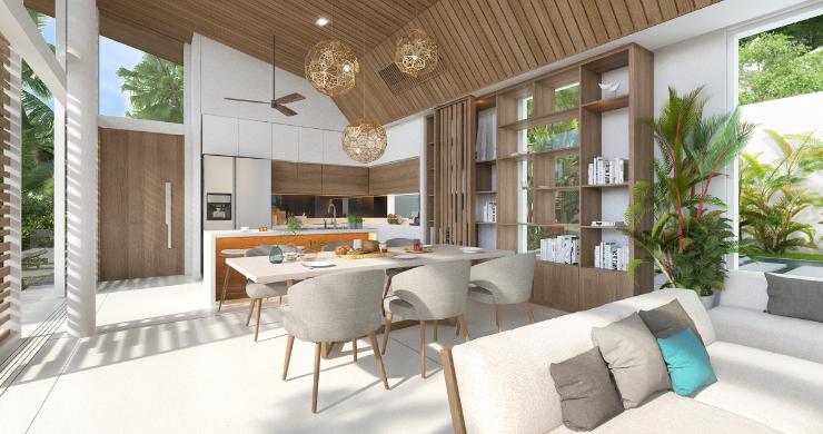 Contemporary Luxury 3 Bed Sea View Villa in Bangpor-9