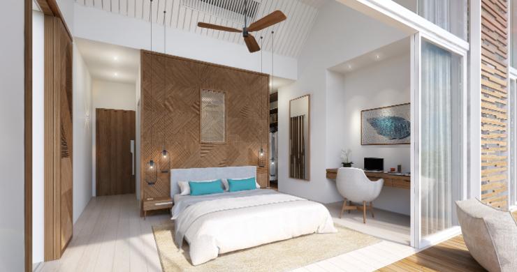 Contemporary Luxury 3 Bed Sea View Villa in Bangpor-8