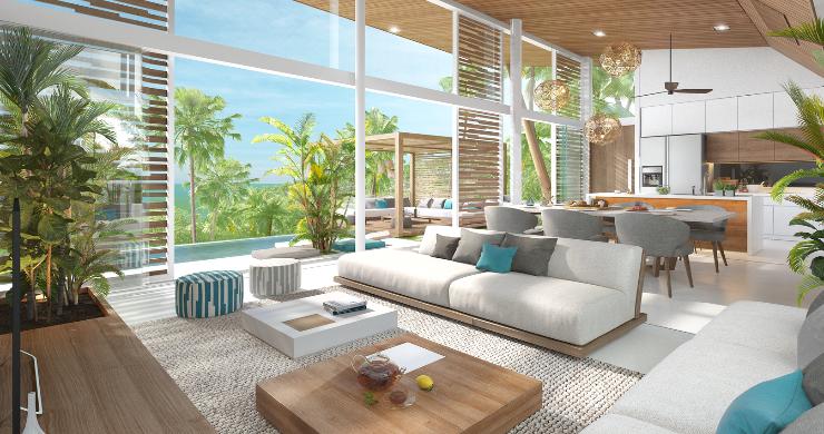 Contemporary Luxury 3 Bed Sea View Villa in Bangpor-1