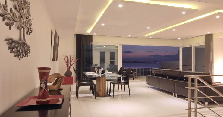 Unique 2 Bed Sunset Sea-view Villa in Big Buddha-14