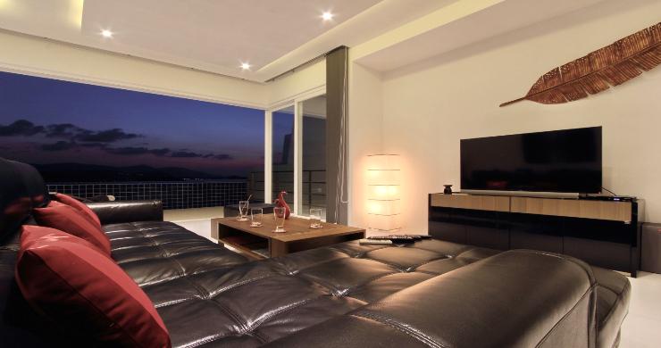 Unique 2 Bed Sunset Sea-view Villa in Big Buddha-20