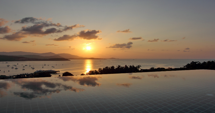 Unique 2 Bed Sunset Sea-view Villa in Big Buddha-26