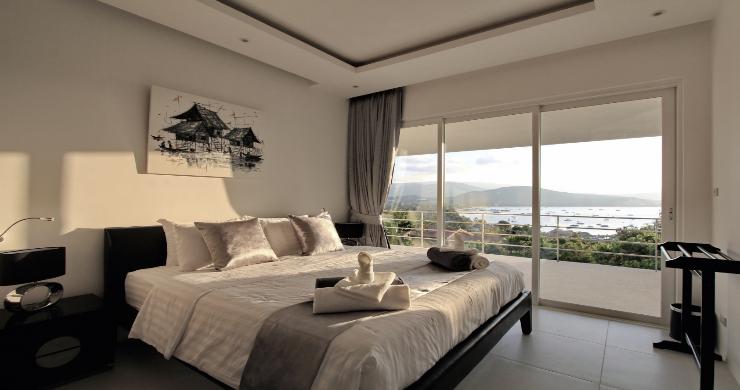 Unique 2 Bed Sunset Sea-view Villa in Big Buddha-8