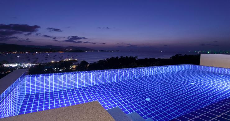 Unique 2 Bed Sunset Sea-view Villa in Big Buddha-25