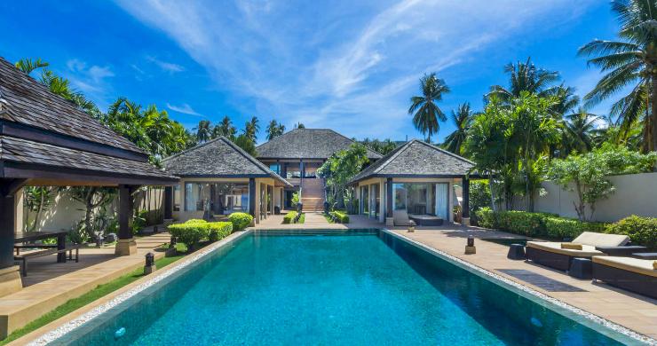 Elegant 5 Bedroom Beachfront Villa in Thong Krut-1
