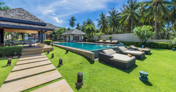 Elegant 5 Bedroom Beachfront Villa in Thong Krut-2