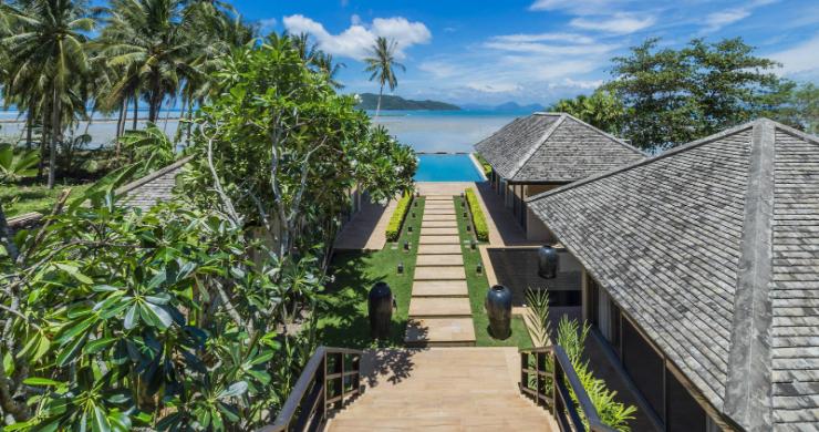 Elegant 5 Bedroom Beachfront Villa in Thong Krut-22