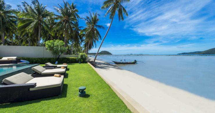 Elegant 5 Bedroom Beachfront Villa in Thong Krut-23