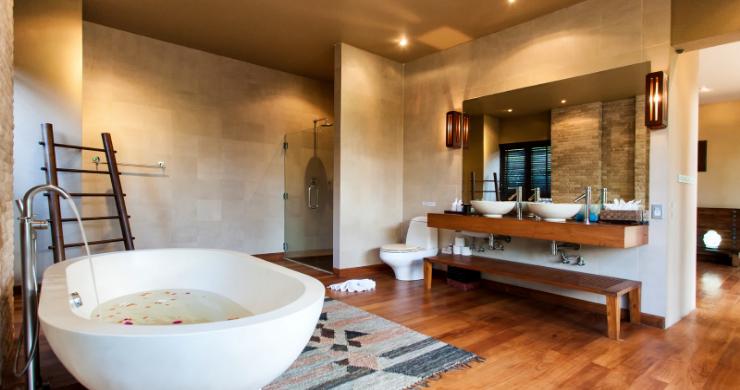 Elegant 5 Bedroom Beachfront Villa in Thong Krut-19