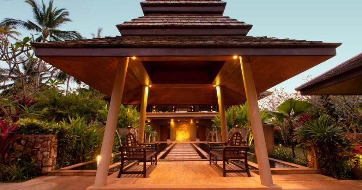 Elegant 5 Bedroom Beachfront Villa in Thong Krut-6