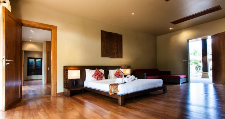 Elegant 5 Bedroom Beachfront Villa in Thong Krut-10