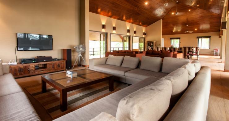Elegant 5 Bedroom Beachfront Villa in Thong Krut-3