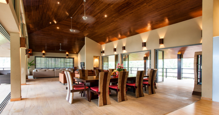 Elegant 5 Bedroom Beachfront Villa in Thong Krut-9