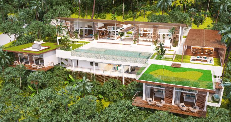 Stunning 6 Bed Luxury Villa for Sale in Bangpor-2