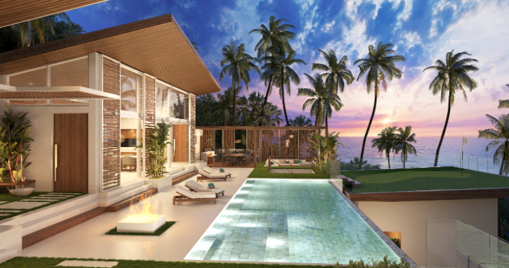 Stunning 6 Bed Luxury Villa for Sale in Bangpor-1