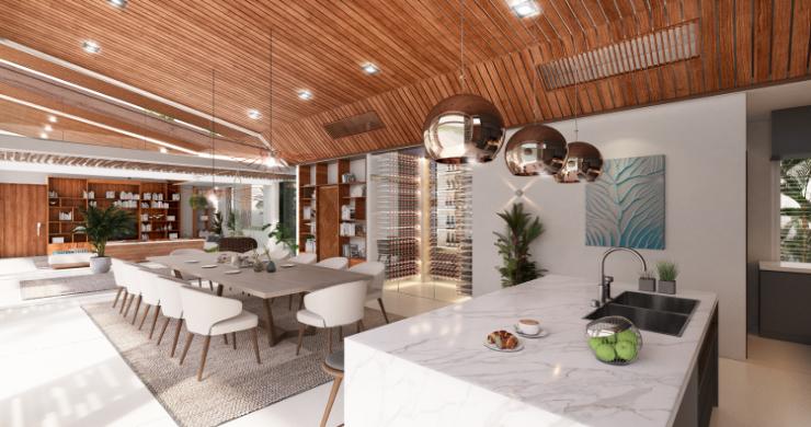 Stunning 6 Bed Luxury Villa for Sale in Bangpor-7