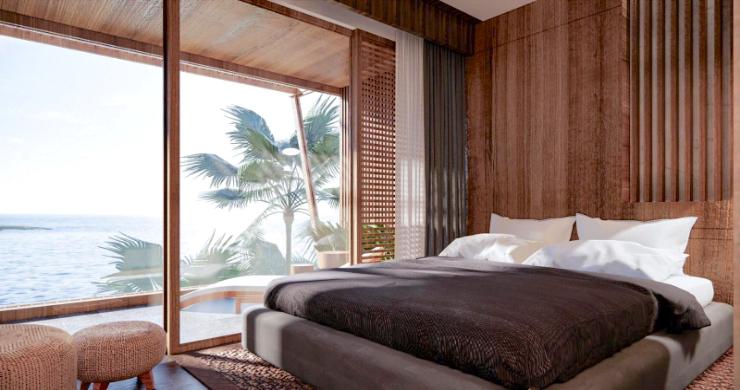 New Eco Chic 4 Bedroom Sea View Villas in Lamai-12