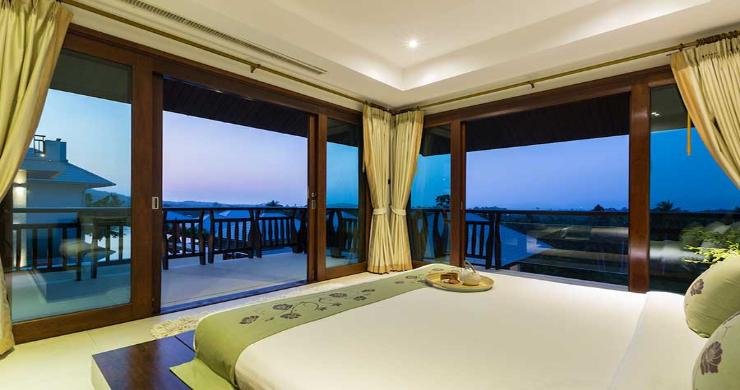Expansive 6 Bedroom Sea View Villa in Maenam-17