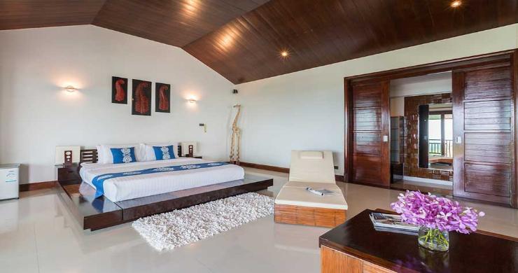 Expansive 6 Bedroom Sea View Villa in Maenam-12