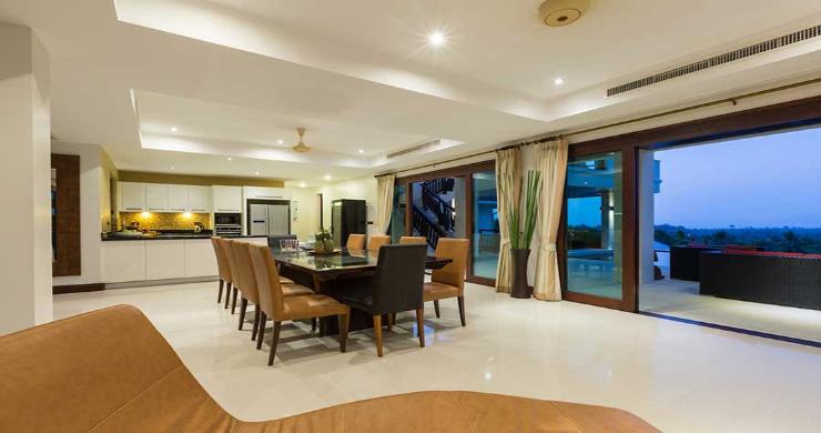 Expansive 6 Bedroom Sea View Villa in Maenam-9