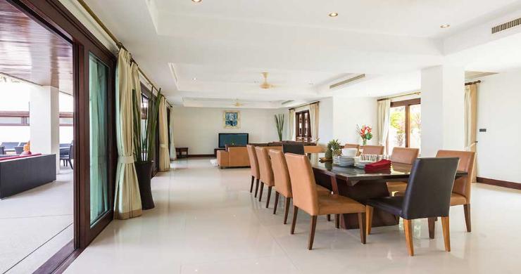Expansive 6 Bedroom Sea View Villa in Maenam-2