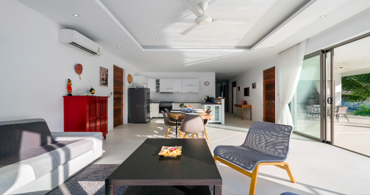 Investment Property 3 Villas for Sale in Chaweng Noi-3
