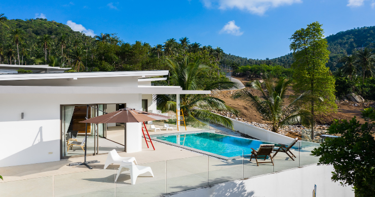 Investment Property 3 Villas for Sale in Chaweng Noi-7