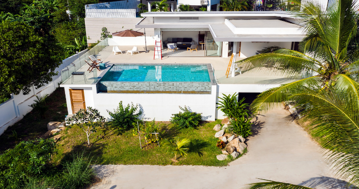 Investment Property 3 Villas for Sale in Chaweng Noi-14