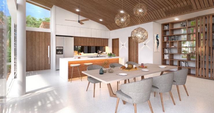Sleek 4 Bed Luxury Sea View Villas for Sale in Bangpor-7