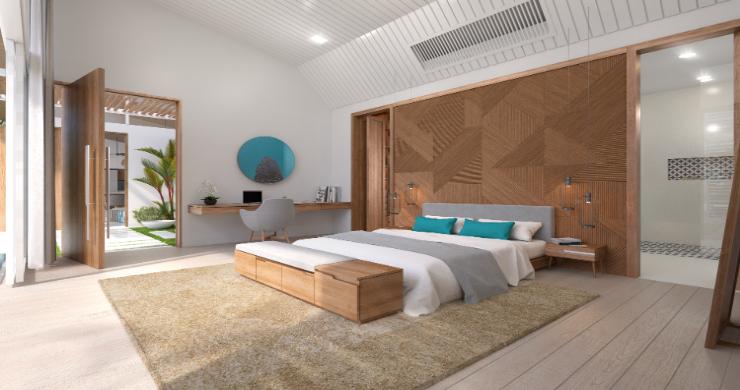 Sleek 4 Bed Luxury Sea View Villas for Sale in Bangpor-12