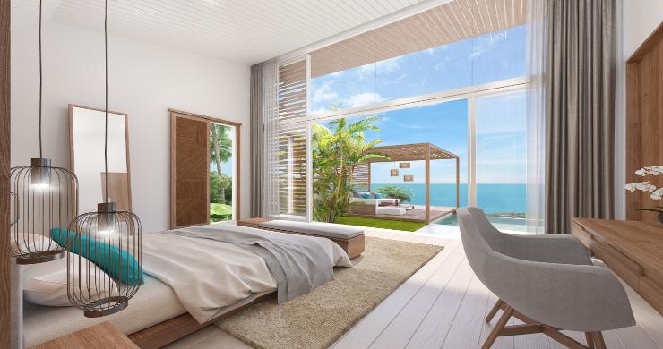 Sleek 4 Bed Luxury Sea View Villas for Sale in Bangpor-10