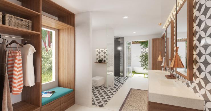Sleek 4 Bed Luxury Sea View Villas for Sale in Bangpor-8