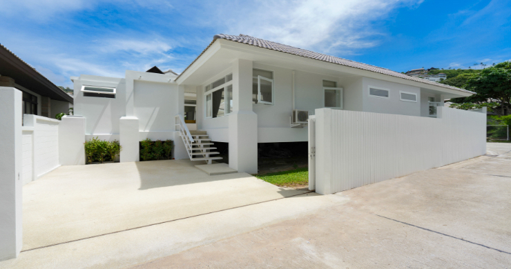 Newly Renovated 3 Bed Pool Villa Residence in Bophut-19