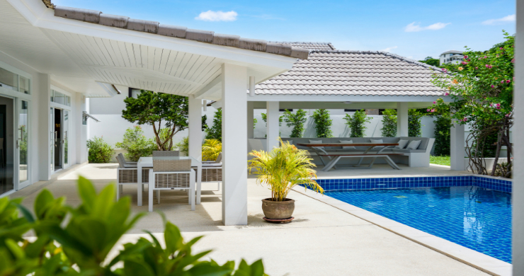 Newly Renovated 3 Bed Pool Villa Residence in Bophut-2