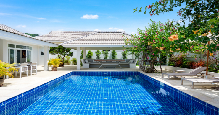Newly Renovated 3 Bed Pool Villa Residence in Bophut-11