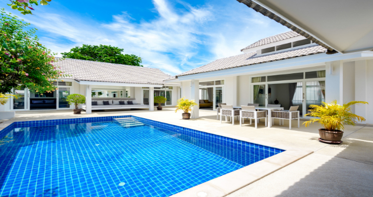 Newly Renovated 3 Bed Pool Villa Residence in Bophut-1