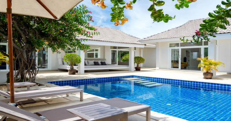 Newly Renovated 3 Bed Pool Villa Residence in Bophut-9