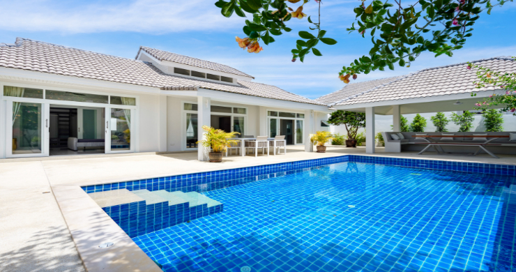 Newly Renovated 3 Bed Pool Villa Residence in Bophut-10