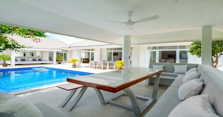 Newly Renovated 3 Bed Pool Villa Residence in Bophut-8