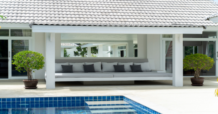 Newly Renovated 3 Bed Pool Villa Residence in Bophut-16