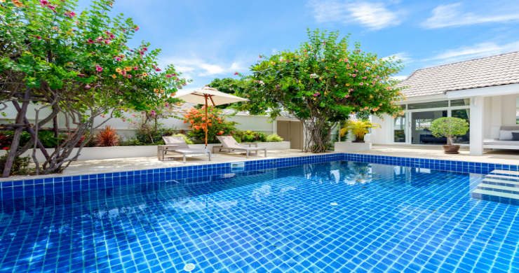 Newly Renovated 3 Bed Pool Villa Residence in Bophut-13