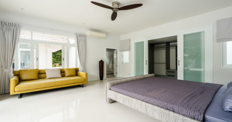 Newly Renovated 3 Bed Pool Villa Residence in Bophut-12
