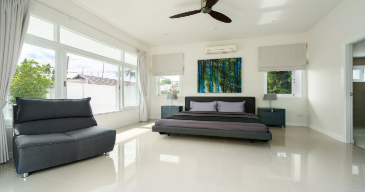 Newly Renovated 3 Bed Pool Villa Residence in Bophut-5