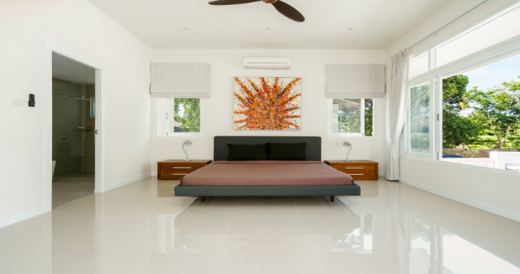 Newly Renovated 3 Bed Pool Villa Residence in Bophut-15